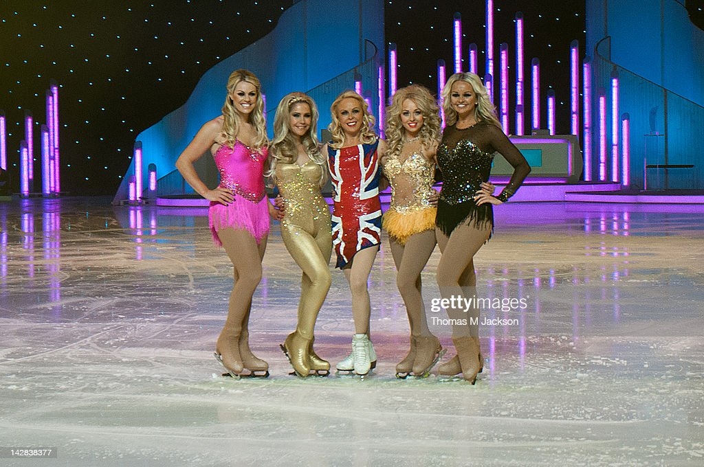 Dancing On Ice - The Live Tour! - Photocall : News Photo
