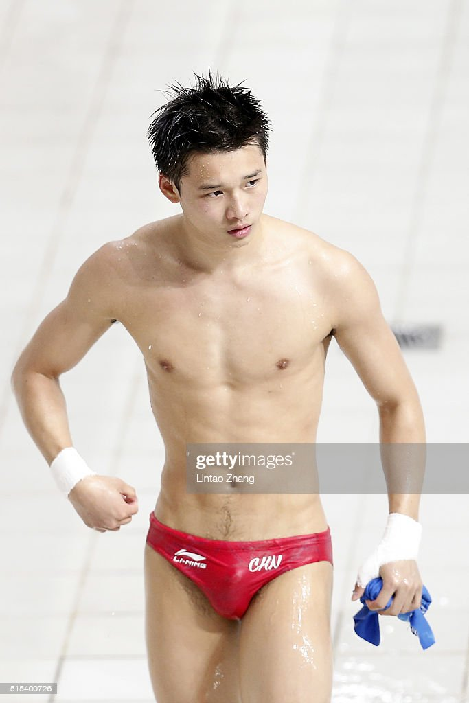 FINA/NVC Diving World Series 2016 - Day 3