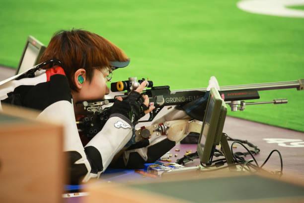 JPN: Shooting - Tokyo 2020 Olympics - Day 8