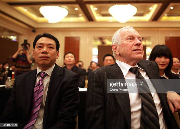 Chen Fashu , Chairman of New Huadu Industrial Group and Chairman of New Huadu Foundation, 2006 Nobel Prize Laureate in Economic Sciences Edmund S....