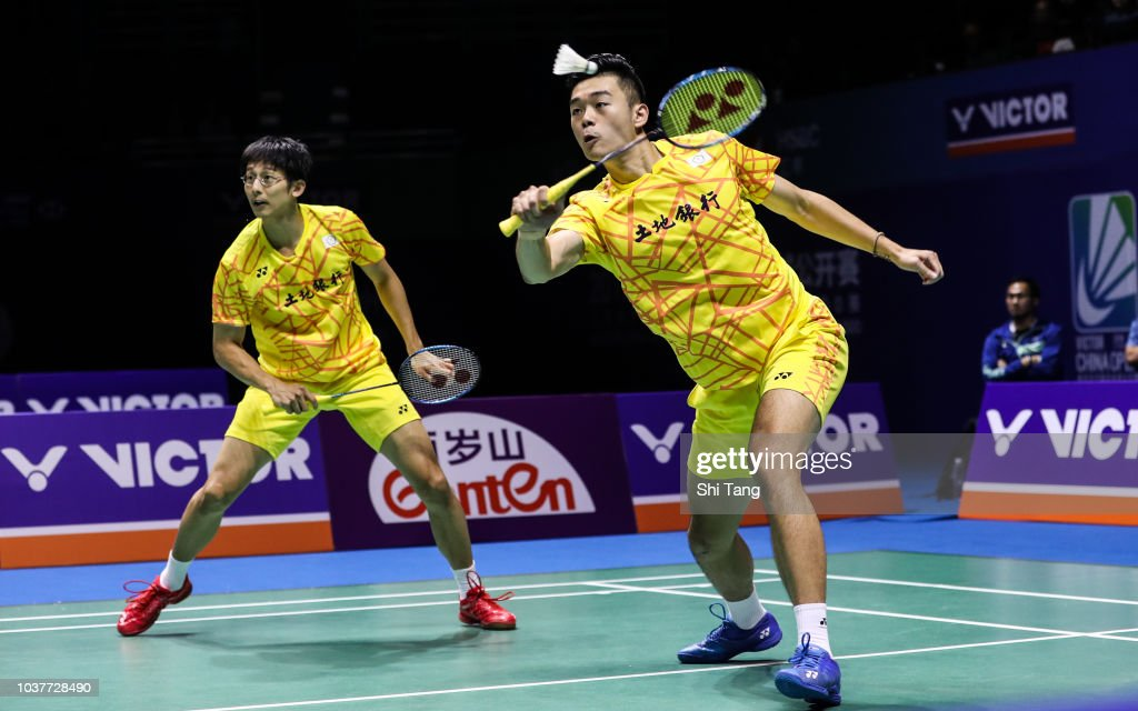 2018 China Open Badminton - Day Five : News Photo