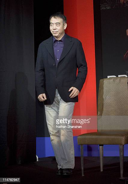 """Chen Kaige - Director during """"The Promise"""" Tokyo Press Conference at Grand Hyatt Tokyo in Tokyo, Japan."""