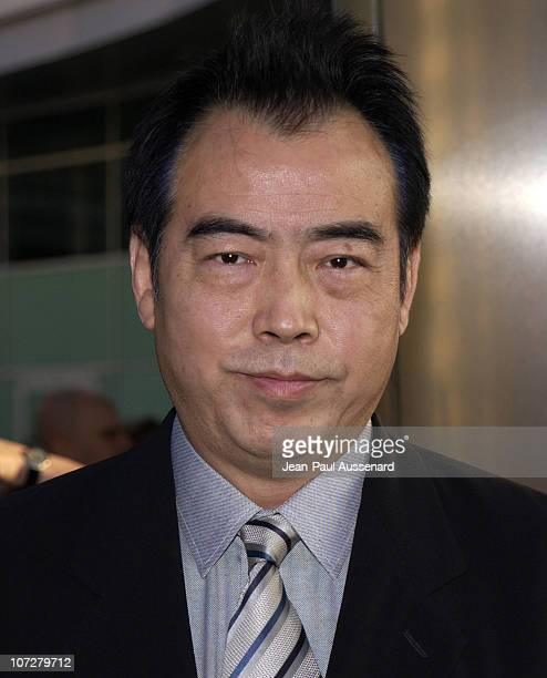 """Chen Kaige during """"The Cooler"""" Los Angeles Premiere & 2003 IFP Los Angeles Film Festival Opening Night Sponsored by In Style at ArcLight Cinerama..."""