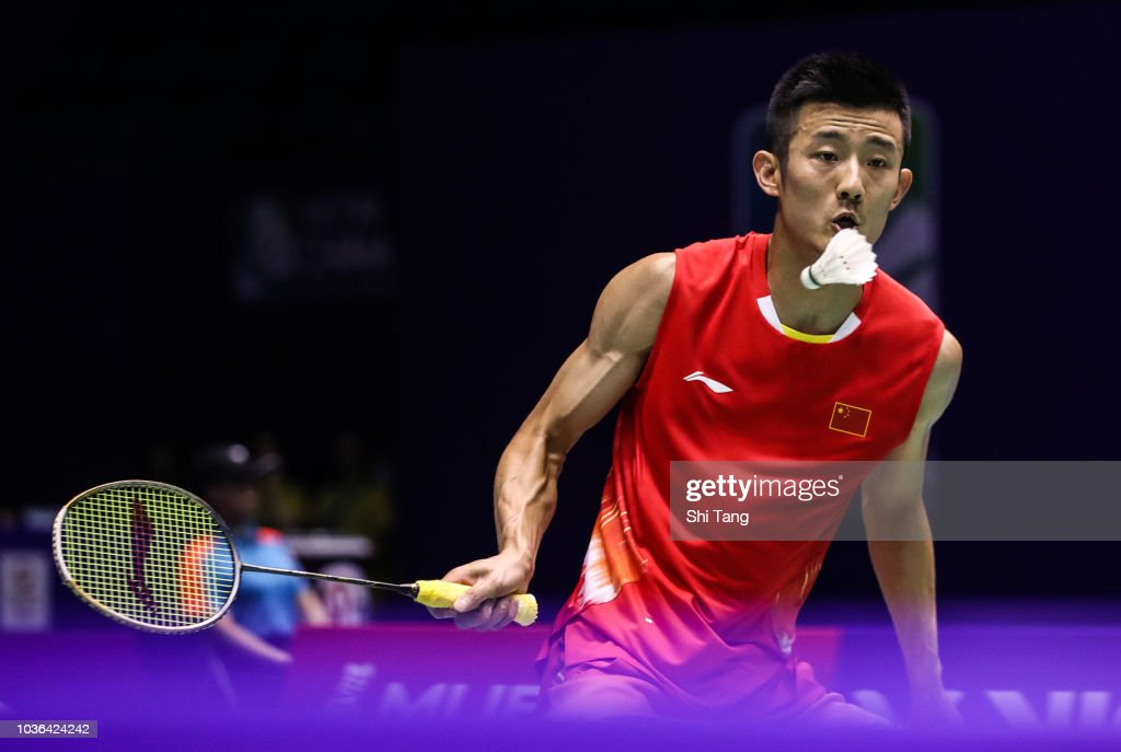 2018 China Open Badminton - Day Three