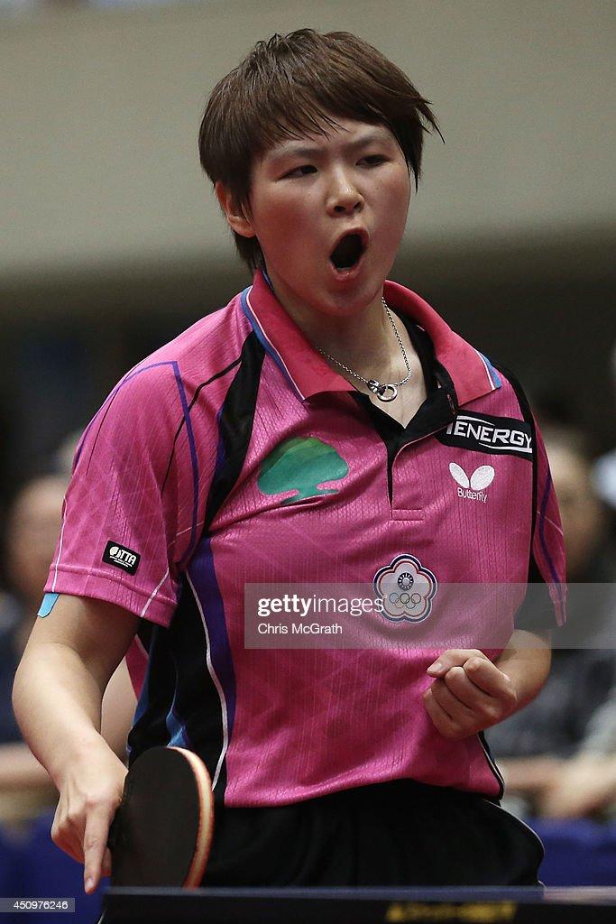 Table Tennis World Tour Japan Open In Yokohama - Day 2