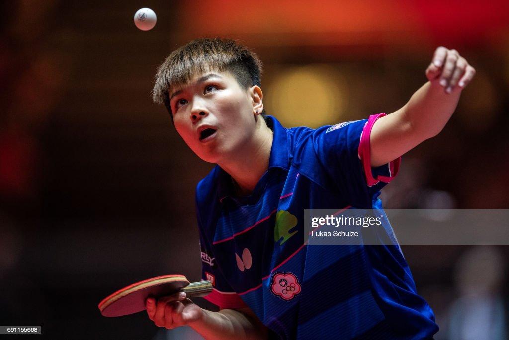 Table Tennis World Championship - Day 4