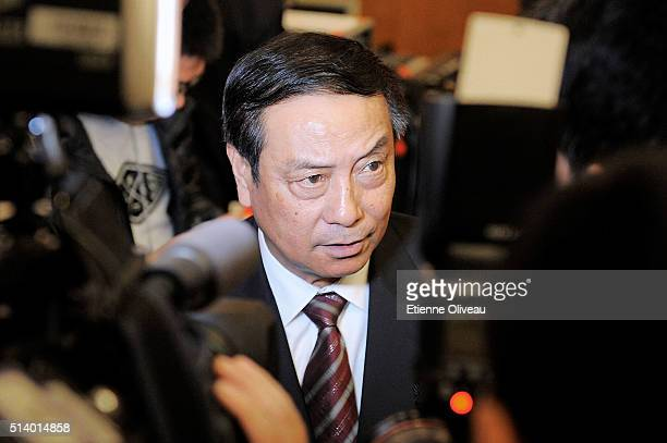 Chen Xiwen Standing Committee Member and Vice Chairman of the Committee for Economic Affairs the 12th CPPCC National Committee Deputy Director and...