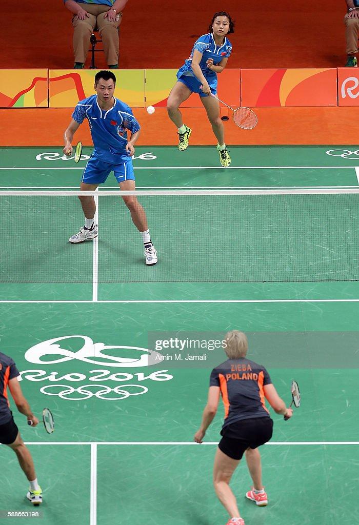 Badminton - Olympics: Day 7