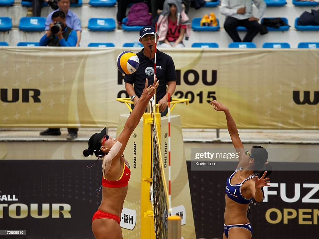 FIVB Fuzhou Open - Day 3