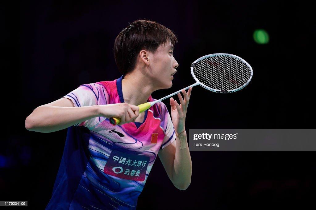 DANISA Denmark Open Badminton - Day Two : News Photo
