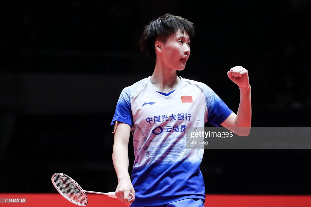 2019 HSBC BWF World Tour Finals - Day 4 : News Photo