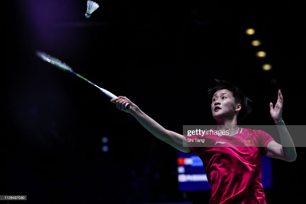 YONEX 2019 All England Open - Semi Finals : News Photo
