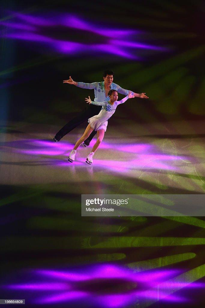 ISU Grand Prix of Figure Skating Trophee Eric Bompard - Day Three