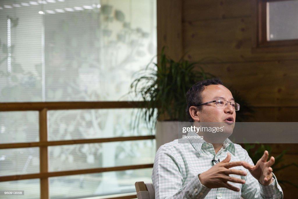 NavInfoCo. CEO Cheng Peng Interview