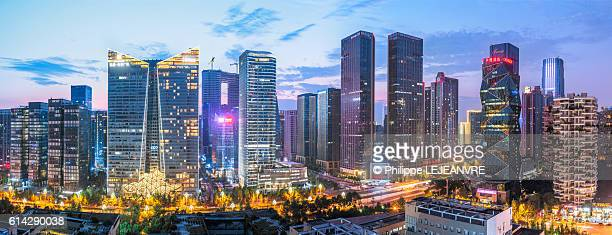 Chengdu south high-tech district