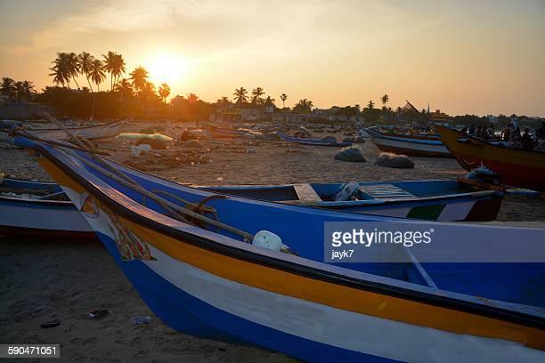 Chennai Beach
