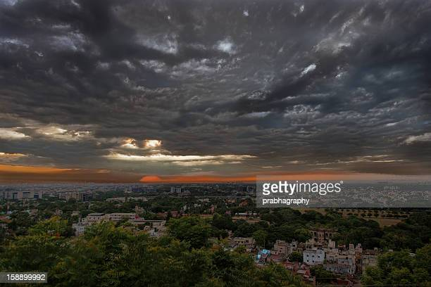 Chennai city-After the storm