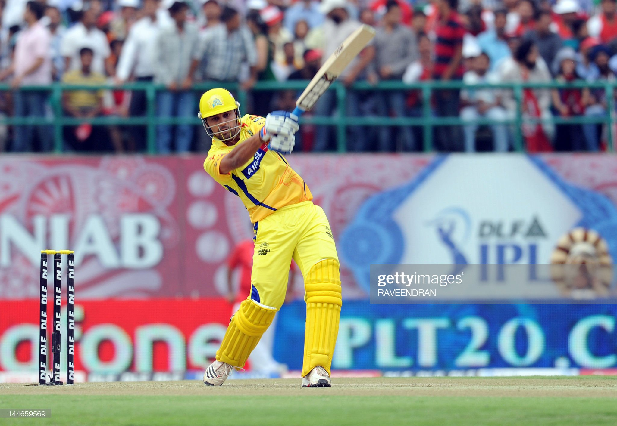Chennai Super King batsman Murali Vijay : News Photo