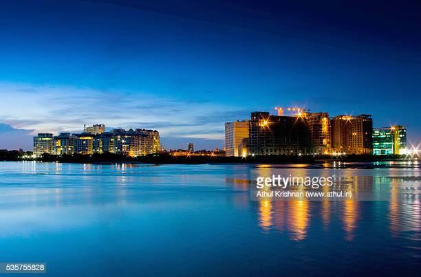 Chennai Waterscape