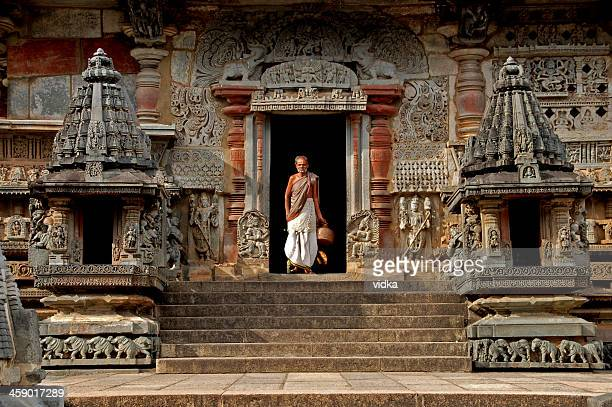 chennakesava temple - karnataka stock pictures, royalty-free photos & images