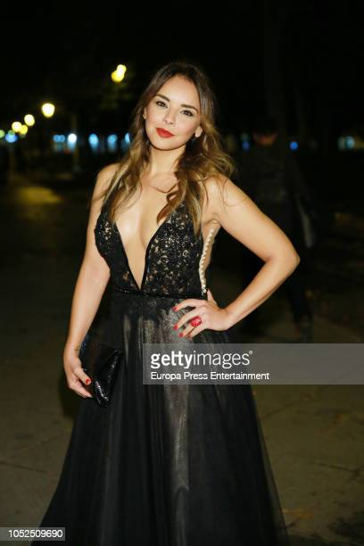 Chenoa attends the Cosmpolitan Awards at Florida Retiro on October 18 2018 in Madrid Spain