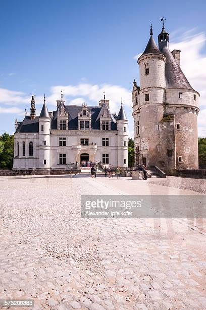 Chenonceau Castle Ghosts France