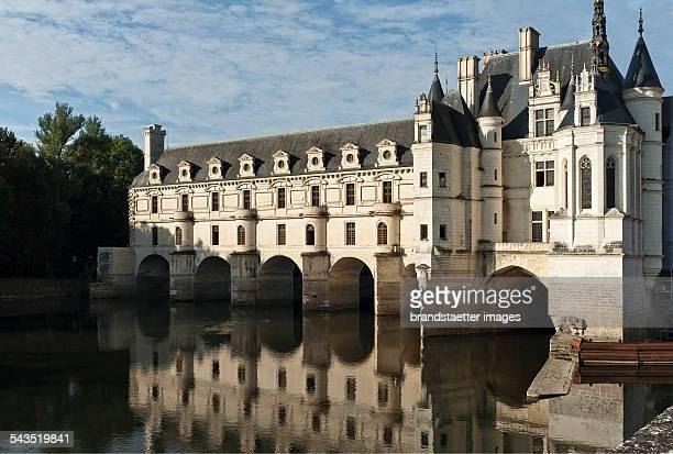 Chenonceau Castle on the Loire River Community Chenonceaux About 2000