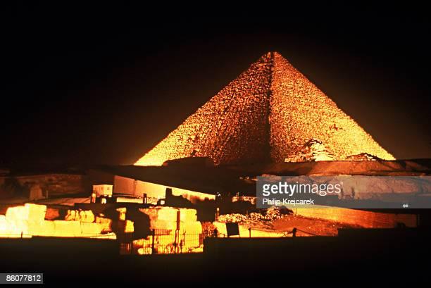 Cheops pyramid ,  Giza ,  Egypt