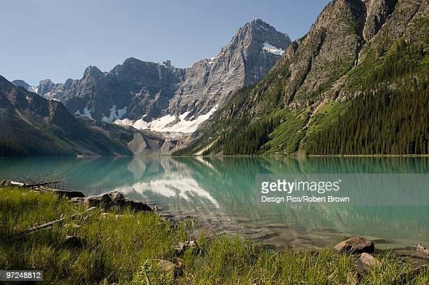 Chephren Lake, Banff National Park, Banff, Alberta