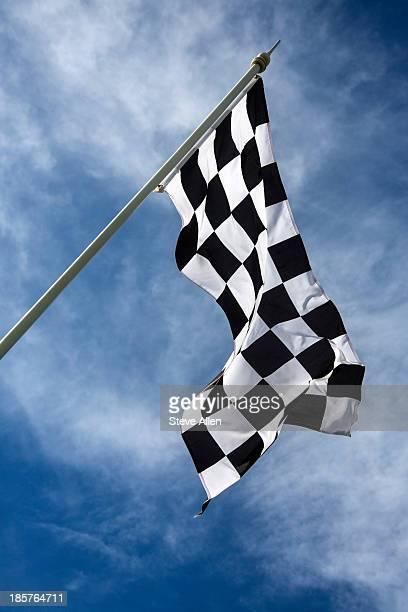 Chequered Flag - Winner