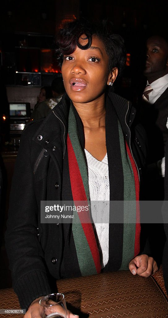 Chequetta Jones attends Sari Baez's Birthday celebration at Marquee on November 30, 2009 in New York City.