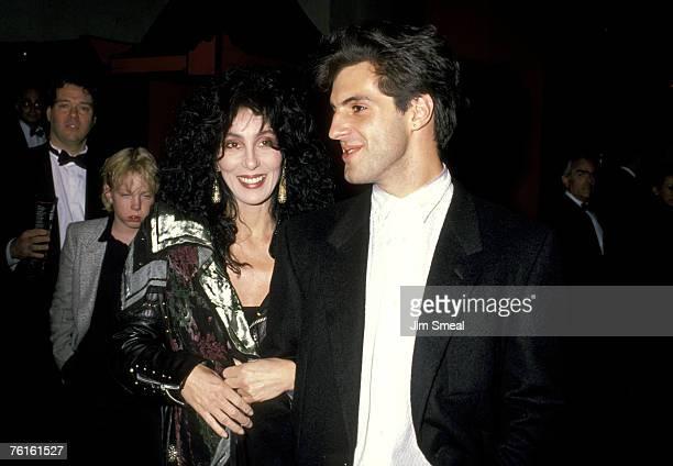 Cher and Boyfriend Rob Camilletti