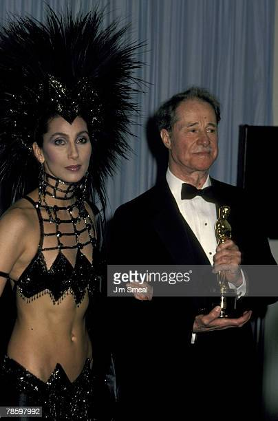 Cher and Don Ameche
