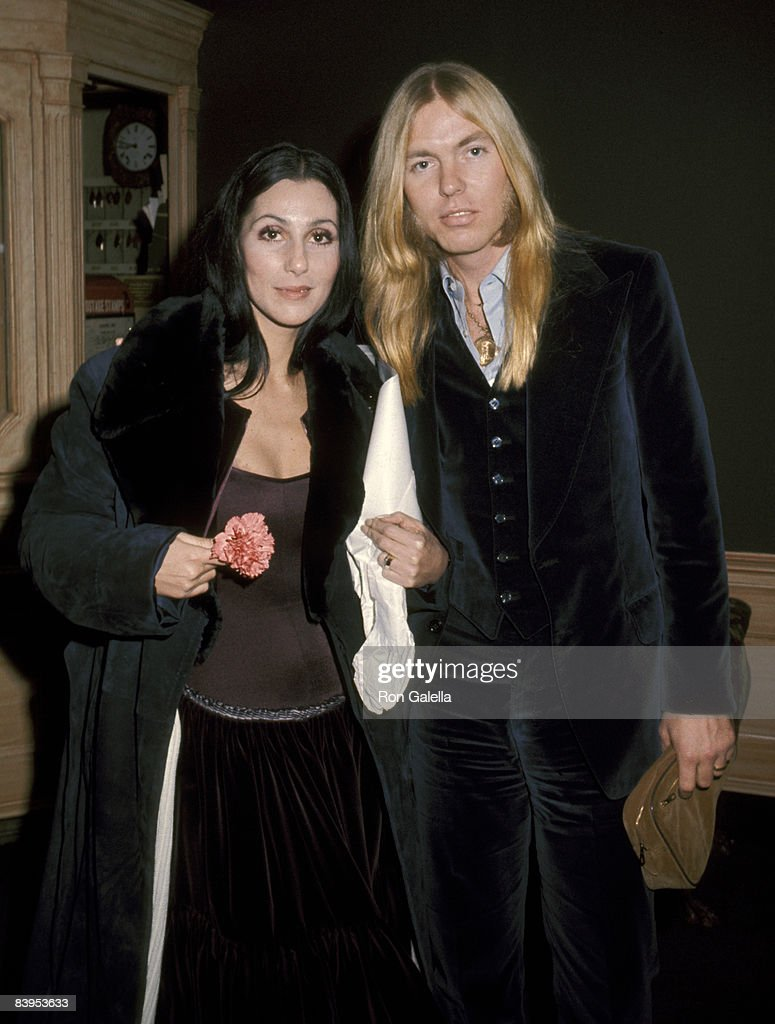 Cher and Gregg Allman at Georgetown Inn