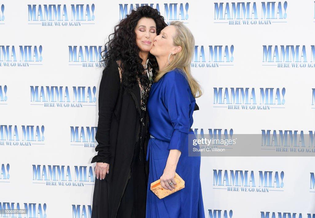 The World Premiere of 'Mamma Mia! Here We Go Again'