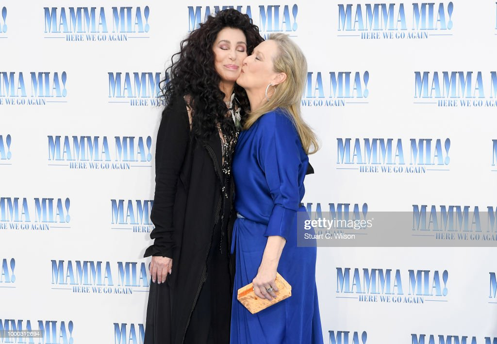The World Premiere of 'Mamma Mia! Here We Go Again'