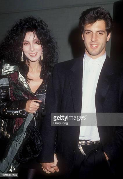 Cher and Rob Camilletti in Los Angeles California