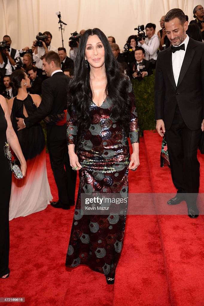 Cher attends the 'China: Through The Looking Glass' Costume Institute Benefit Gala at Metropolitan Museum of Art on May 4, 2015 in New York City.