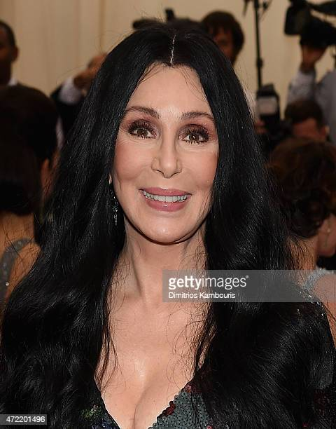 Cher attends the China Through The Looking Glass Costume Institute Benefit Gala at the Metropolitan Museum of Art on May 4 2015 in New York City