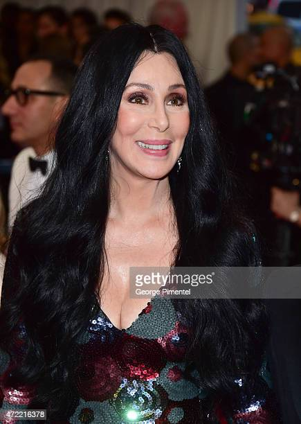 Cher attends the 'China Through The Looking Glass' Costume Institute Benefit Gala at Metropolitan Museum of Art on May 4 2015 in New York City
