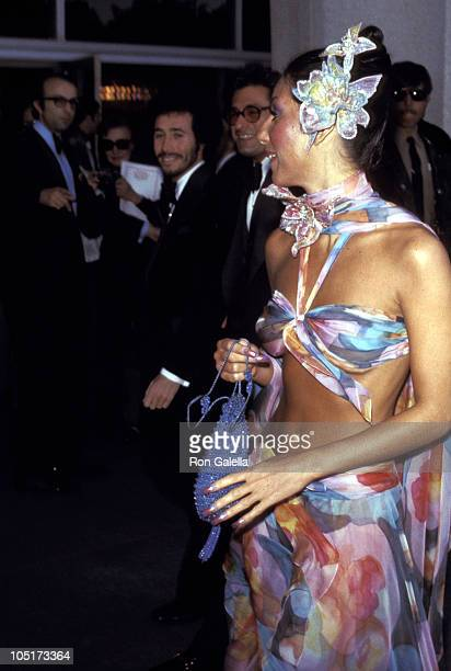 Cher during 46th Annual Academy Awards in New York City New York United States