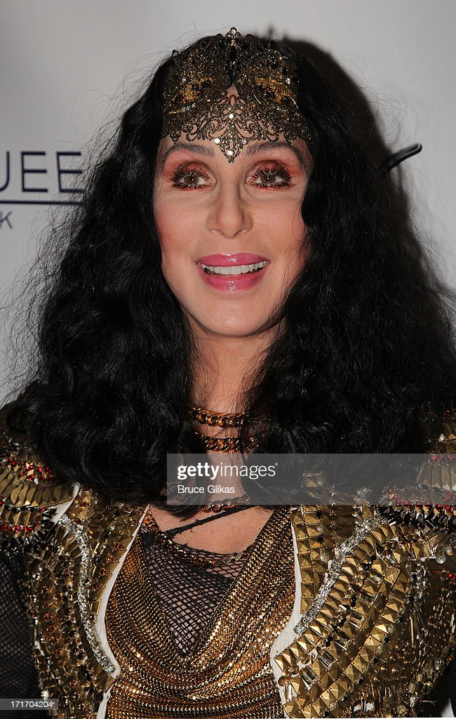 Cher kicks off 2013 Gay Pride NYC at 'Q Thursdays' at Marquee on June 27, 2013 in New York City.