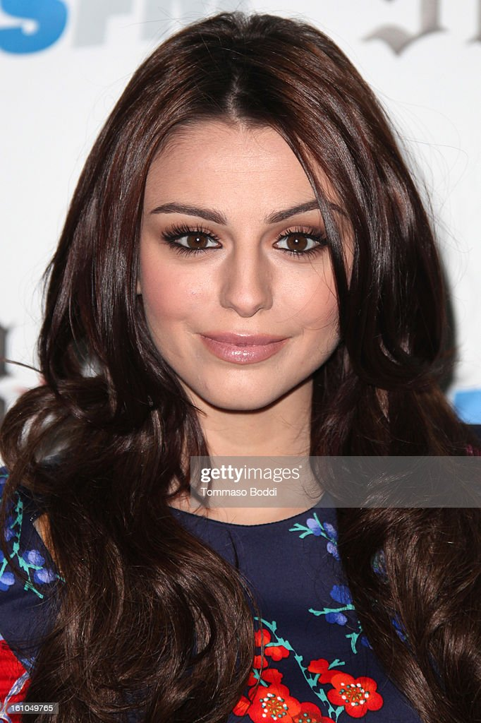 Cher Lloyd attends the 102.7 KIIS FM and Star 98.7 host 5th annual celebrity and artist lounge celebrating the 55th annual GRAMMYS at ESPN Zone At L.A. Live on February 8, 2013 in Los Angeles, California.