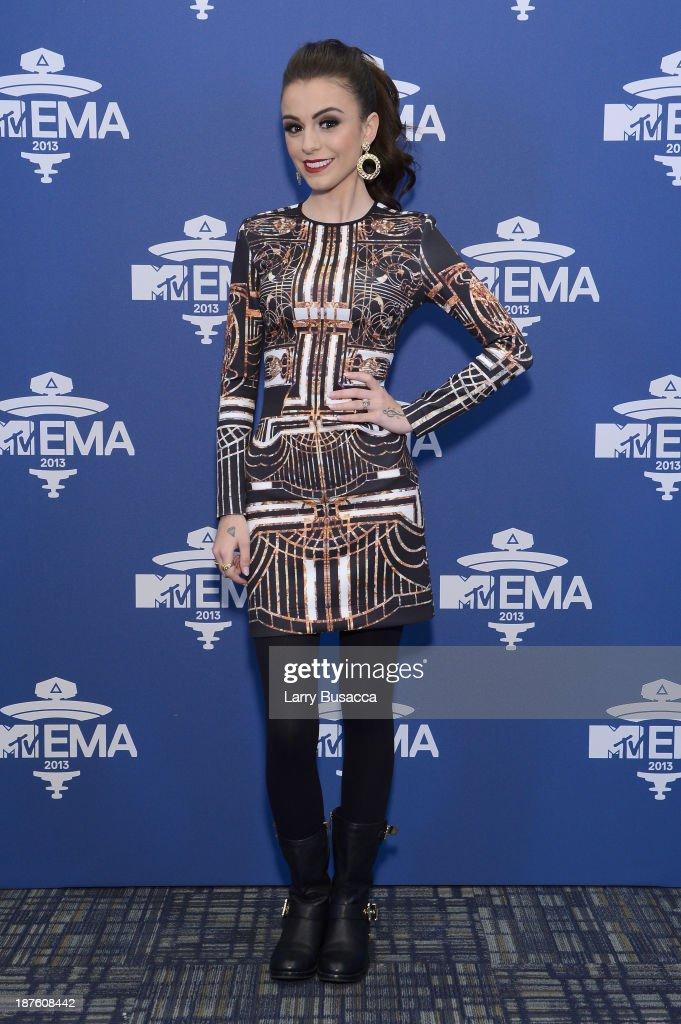 MTV 2013 UEMA US Telecast - Meet & Greet