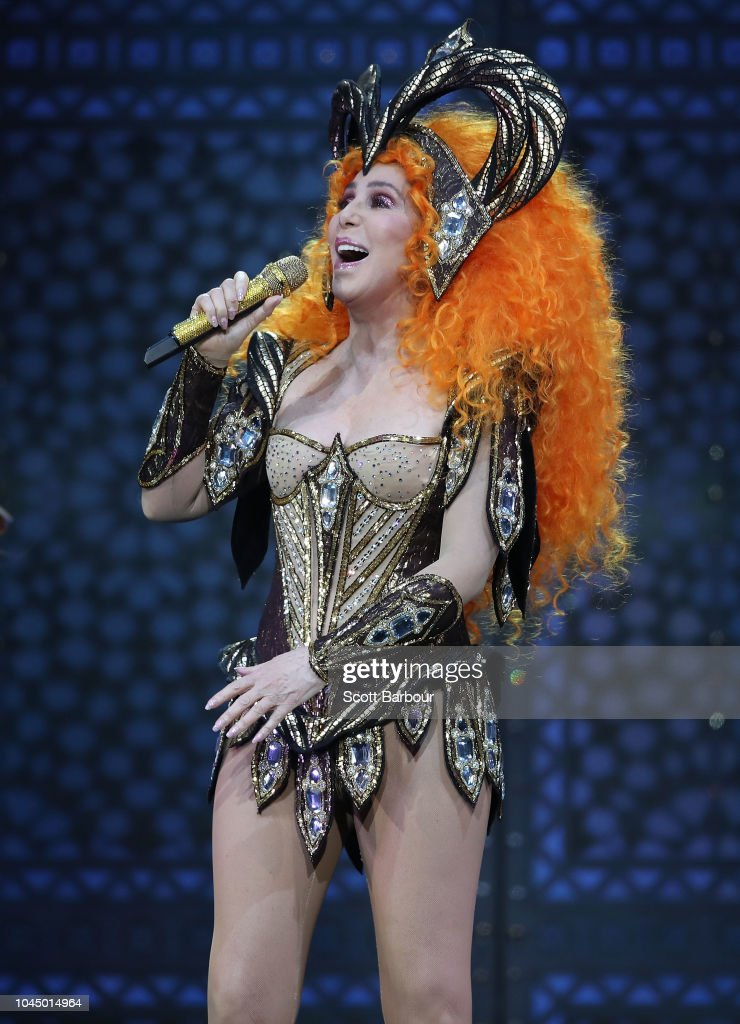 Cher Here We Go Again Tour - Melbourne : News Photo