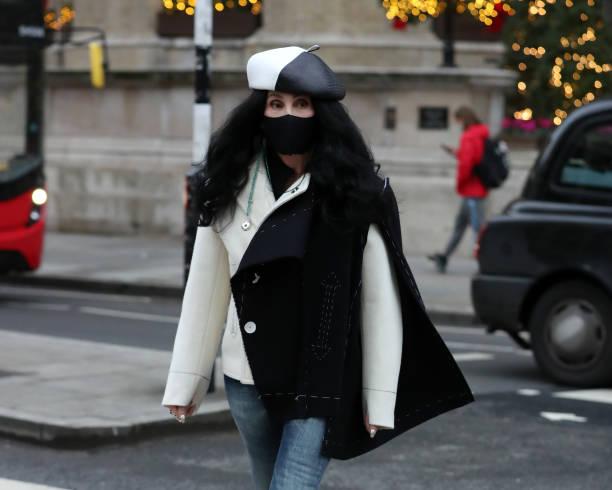 GBR: Cher - London Sighting