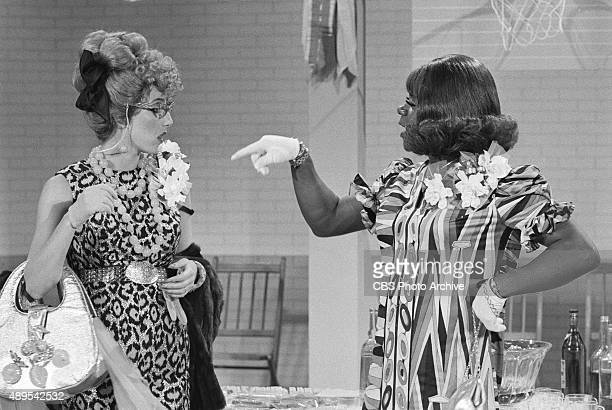 Cher with guest Flip Wilson on CHER Image dated January 6 1975