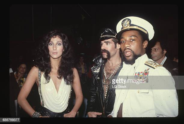 1979 Cher with the Village People