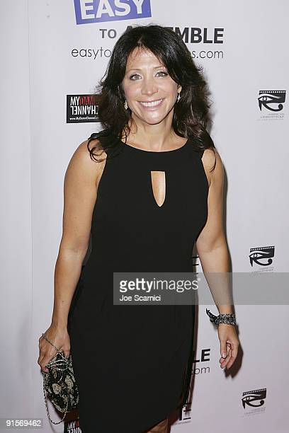 Cheri Oteri arrives at the world premiere of Easy To Assemble 'CoWorker Of The Year' at the Egyptian Theatre on October 7 2009 in Hollywood California