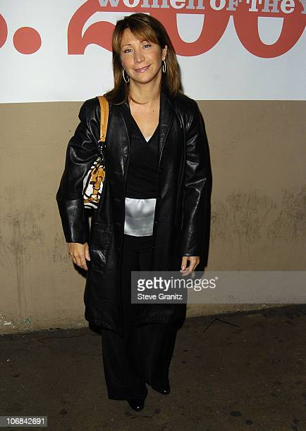 Cheri Oteri during Ms Magazine Celebrates Kathy Najimy as One of its 2004 Women of The Year Arrivals at The Spider Club in Hollywood California...
